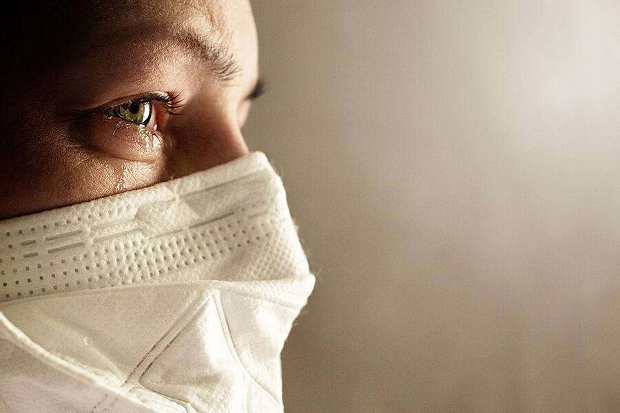 Hospital doctors examine patients so that…